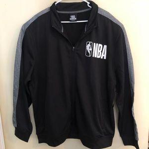NWT Men's NBA Long Sleeve Zip Up Jacket Size XXL